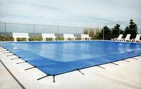 Winterized Swimming Pool