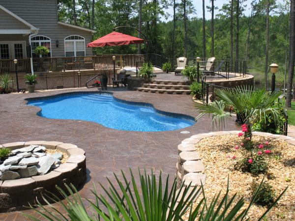 Fiberglass Pools Eastern NC