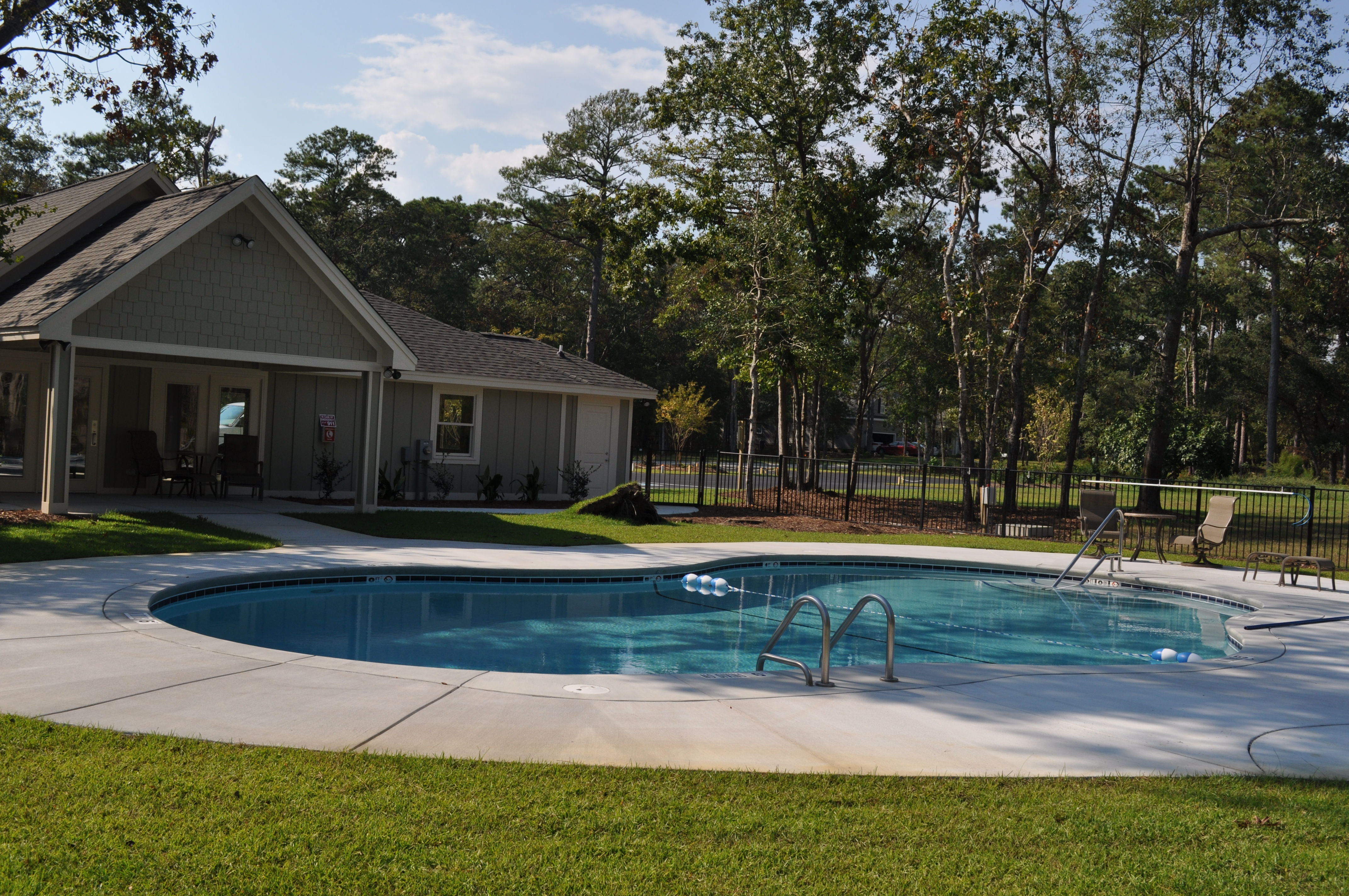 Commercial Swimming Pool Morehead City