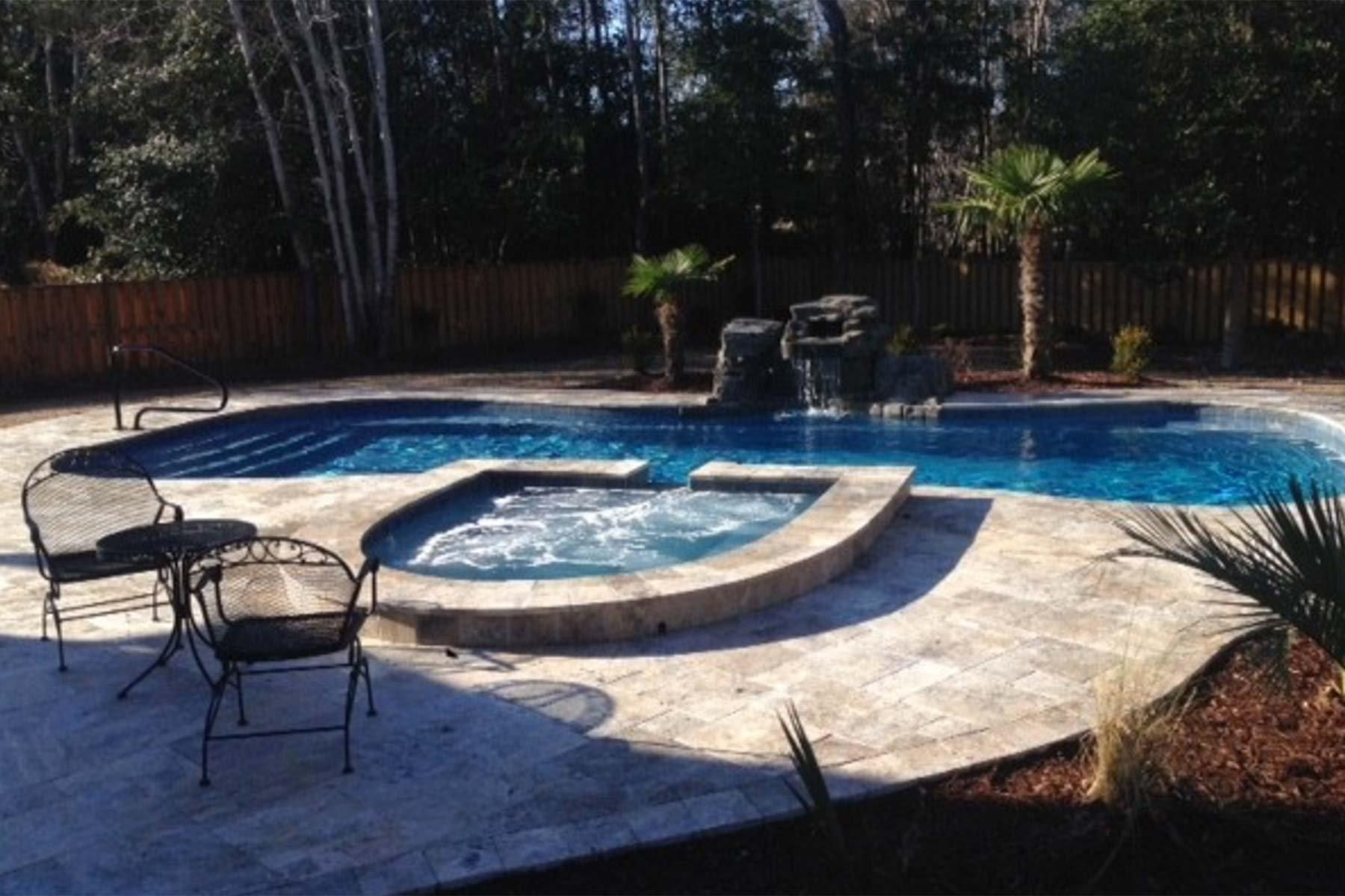Big Kahuna Pools Amp Spas Swimming Pool Builder New Bern